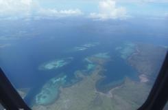 Komodo Islands just below!