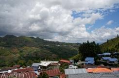 Near Kinabalu moutain